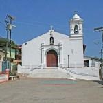 Äldsta kyrkan. Taboga