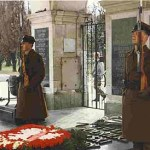 """""""Den okände soldatens grav"""". Warszawa"""