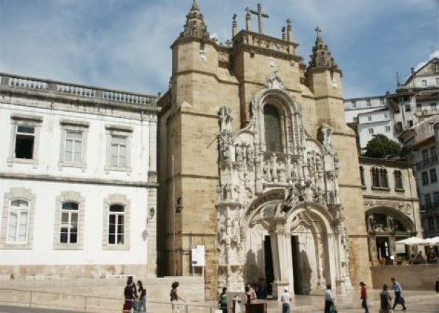 Katedralen. Coimbra