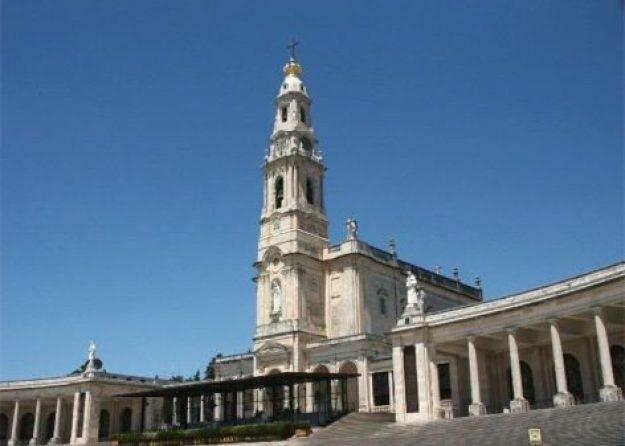 Pilgrimskyrkan. Fatima