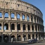 Colosseum. Forum. Rom. Italien (U)