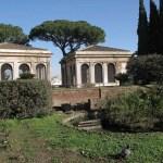 Palatinen. Rom. Italien (U)