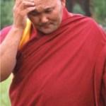 Bekymrad munk. Ulan Ude