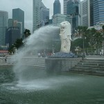 Statyn Merlion