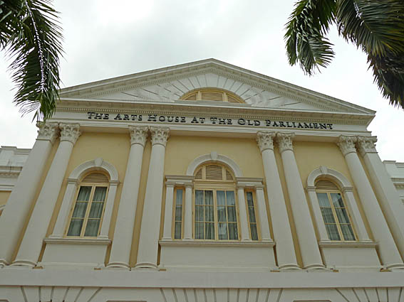 Old Parliament. Singapore