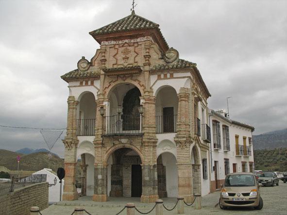 Kyrka. Antequera