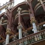 Palau de la Musica Catalana. Barcelona (U)