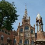 Hospital de la Santa Creu i de Sant Pau (U)