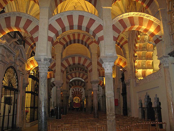 La Mezquita / Catedral. Cordoba (U)