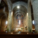 Kyrkan Santa Maria. Taull (U)