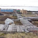 Värmeledningar. Barentsburg