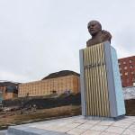 Leninstaty. Barentsburg