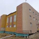 Sjukhuset. Barentsburg