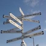 Bara 130 mil från Nordpolen! Longyearbyen