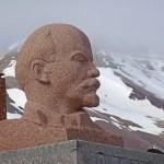 Leninstatyn. Pyramiden