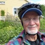 Cykling längs Göta Kanal Motala till Mem. Mem