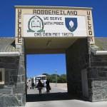 Ingången till fd fängelset. Robben Island (U)