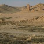 Valley of the Tombs. Palmyra (U)