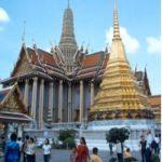 Grand Palace. Bangkok