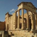 Junos tempel. Sbeitla