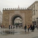 Bab el-Bahr. Tunis (U)