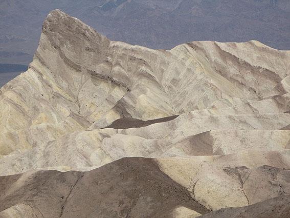 Vy från Death Valley