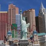 Hotel New York, New York. Las Vegas NV