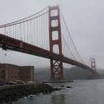Golden Gate Bridge. San Fransisco CA