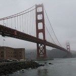 Golden Gate Bridge. San Fransisco CA