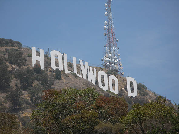 Skylten! Hollywood
