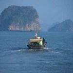 Vy från Halong Bay (U)
