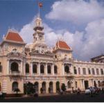 Hotel de Ville. Saigon
