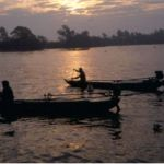 Vy från Mekongdeltat