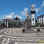 Stadstorget. Ponta Degada