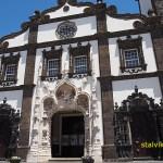 Igreja de Sao Sabastiao-Matriz. Ponta Delgada
