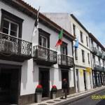 Kolonial miljö. Ponta Delgada