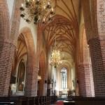 Stora Kopparbergs kyrka. Falun. Sverige