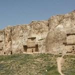 Kungagravarna. Persepolis. Iran (U)