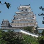 Slottet. Himeji. Japan (U)