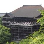 Templet Kiyomizu. Kyoto. Japan (U)