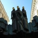 """De tre muserna"". Vilnius"