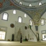 Mustafa Pasha mosque. Skopje