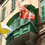 Vackert hus. Valletta (U)