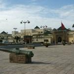 Kungliga slottet. Rabat (U)