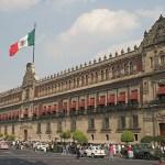 Presidentpalatset. Mexico City (U)