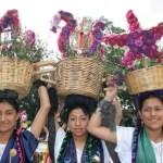 Dansare. Oaxaca