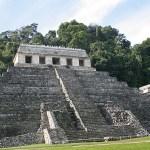 Pakals grav. Palenque (U)