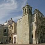 Katedralen. Oaxaca (U)