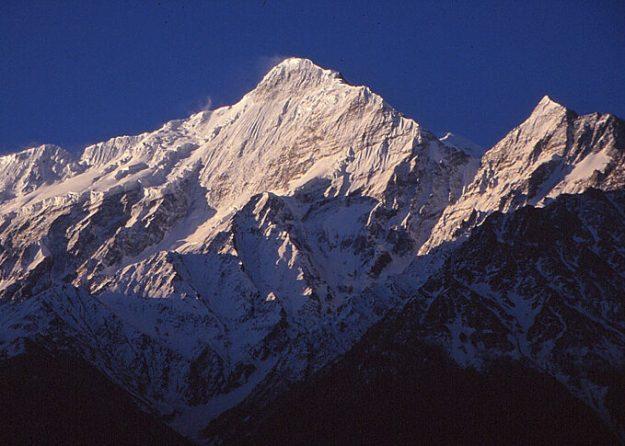 Överallt finns majestätiska berg!