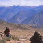 Colca Canyon, en av världens djupaste
